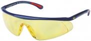 Brýle s barevným zorníkem