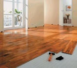 Dřevěné a plovoucí podlahy