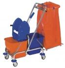 Úklidové vozíky a příslušenství