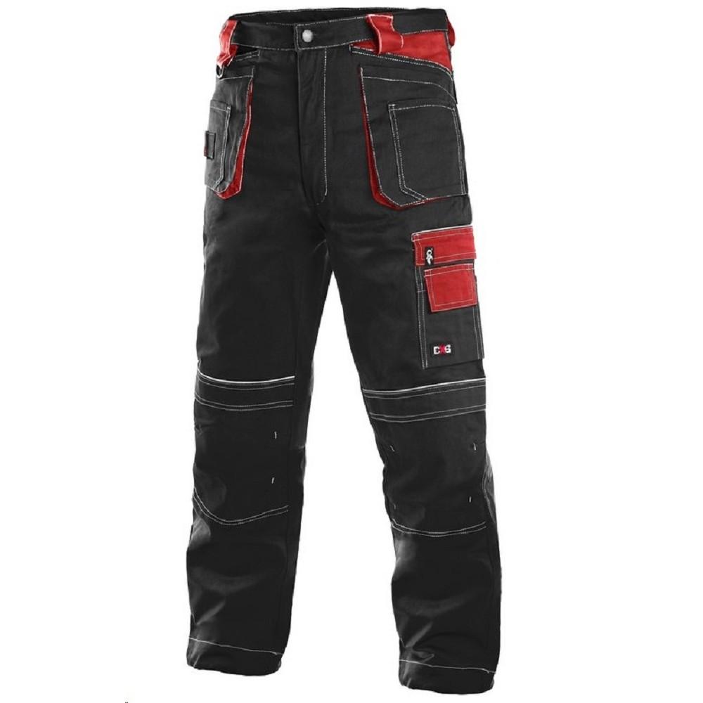 Montérkové kalhoty ORION TEODOR pánské pasové zimní b947bc5e46a