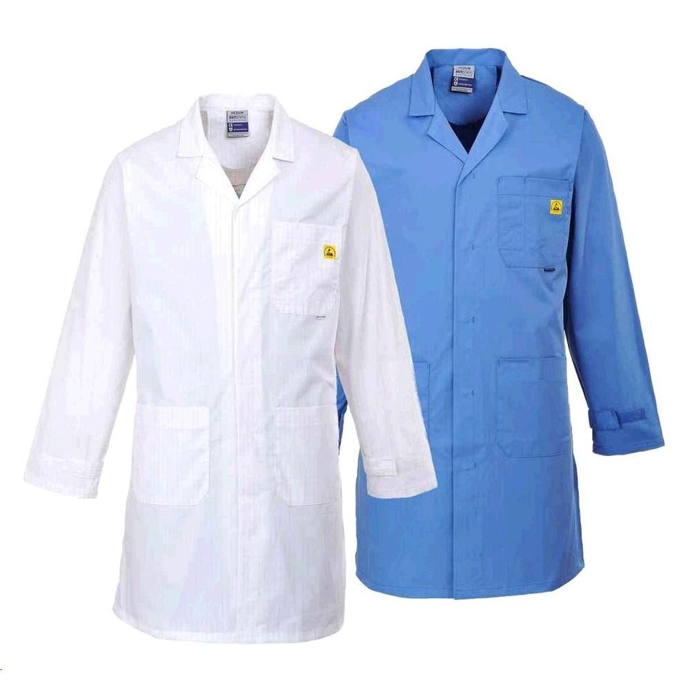 Portwest Lw15 Wrap Tunic: Pláště ,haleny A Košile Bílé > Oděvy Zdravotní + GASTRO
