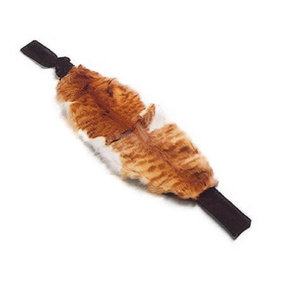 Ledvinový pás kožešinový na suchý zip - Ochrana těla 0f77edd625
