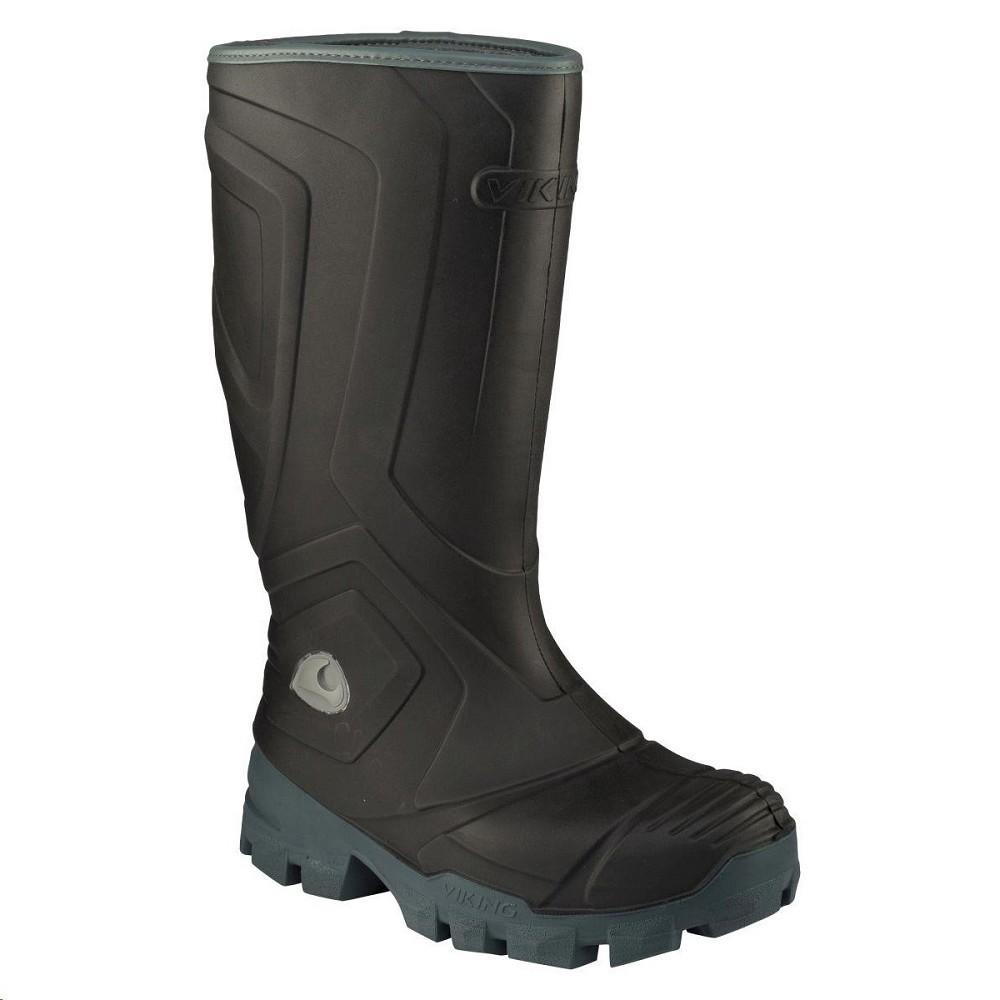 Holínky ICEFIGHTER VIKING THERMO zimní lovecké do -40°C černo-šedé ... e7c7b01893