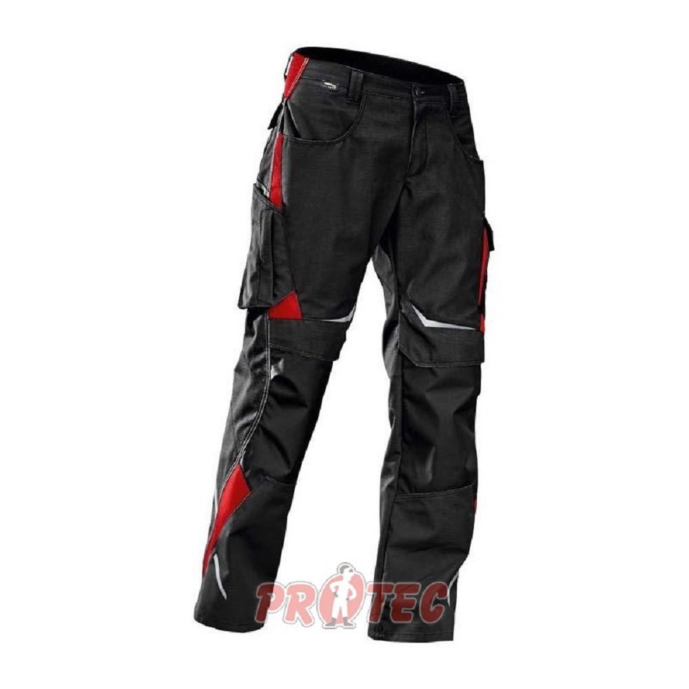 Montérkové kalhoty KÜBLER pasové černé 80848 - Kalhoty do pasu ... f5a480d5c8