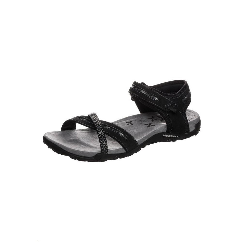 f56df7bb301 Obuv MERRELL TERRAN CROSS J21790 dámská černá šedá - Sandále ...