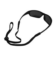Šňůrka na brýle PA30 elastická, černá
