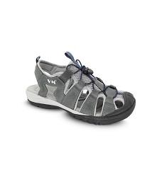 AUSTIN 4685-25 trekingový sandál, šedý