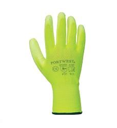 Rukavice A120 bezešvá nylonová  PU dlaň