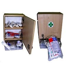 Nástěná lékárna ZM10 dřevěná