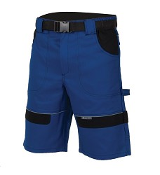 Kraťasy COOL TREND H8180 100% bavlna 260 g/m2 modro-černé