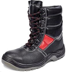 Vysoká pracovní obuv HOF  SC-03-009 HIGH ANKLE S3, SRA F&F