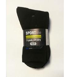 Ponožky pánské pracovní SPOT 3PACK