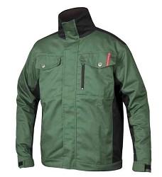 Montérková bunda PRE100 H9500 zelená-černá