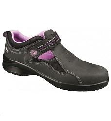 Sandál dámský FLORET S1 G3224, bezpečností s ocelovou špicí
