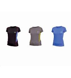 Tričko JEDLOVA NORTHFINDER TR-4180PRO dámské černé | modré | šedé