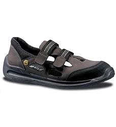 Sandál pracovní DRAGSTER S1 ESD s ocelovou špicí