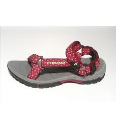 Obuv HEAD SA 616 dámský sandál červený