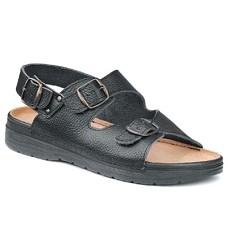 Sandál pracovní SPARTA barva černá