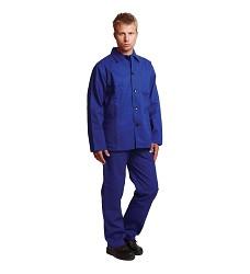 Montérková souprava JOEL BE-01-001 pánská pasová modrá