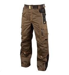 Montérkové kalhoty VISION H9146 dámské pasové Tarmac khaki