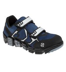 Sandál BOIGA 01 S64678 pracovní bez ocelové špice modré