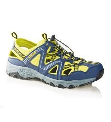 Sandál STRAND G3227 pánský trekový modro/žlutý