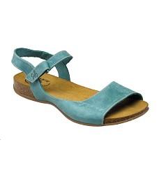 Sandál SANTÉ IB/4458 dámský modrý