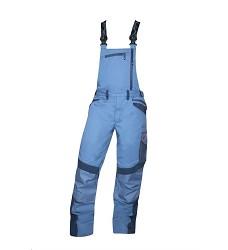 Montérkové kalhoty R8ED+ H9712 pánské s laclem navy-modrá 194 cm