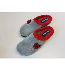 Pantofle INBLU dámské domácí beruška