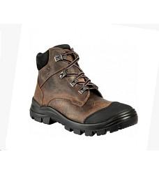 Kotníková obuv FARM B 01 S94881  hnědá