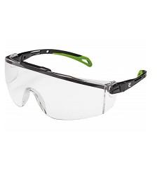 Brýle LUZERET čirý polykarbonátový zorník
