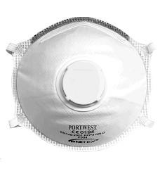 Respirátor s ventilkem FFP3 Dolomite P304 10ks v balení