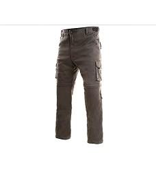Kalhoty VENATOR pánské pasové kapsáče odnímatelné nohavice khaki