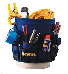 IRWIN PRO- kbelíkový organizér  32x30cm  10503821 DOPRODEJ!!
