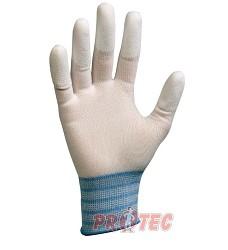 Rukavice  HYFLEX Lite, A11-605, povstvené konečky prstů polyuretanem
