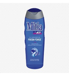 MITIA sprchový gel 2v1 for men 400ml /12 fresh force