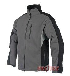 Pánská fleece bunda PULAR, laminovaná, voděod.