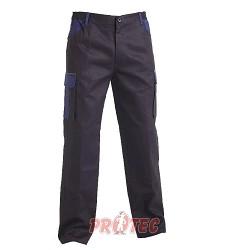 Montérkové kalhoty pánské AMISO do pasu