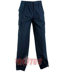Montérkové kalhoty pánské COEN do pasu, antistatické,360g/m2, odolné teplu a ohni