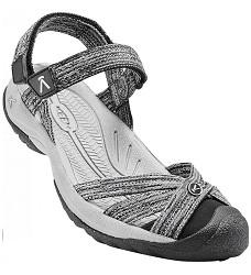 Obuv KEEN BALI STRAP W dámský všestranný odolný sandál neutral gray-black