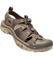 Obuv KEEN NEWPORT H2 pánské rychleschnoucí sandále Canteen/Swirl