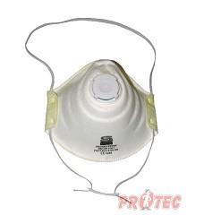 Respirátor SPIROTEK FFP3 NR, s ventilkem 702531
