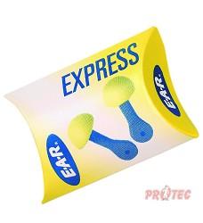 EAR Express chránič sluchu, zátky s vláknem, hříbkovité 4441