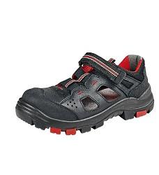 Sandál BORNHOLM S1P, HRO SCR, bez kovových součástí, s kompozitní tužinkou