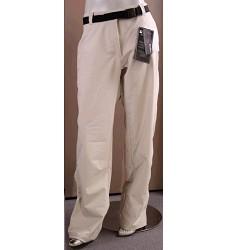 Kalhoty dámské KILLTEC TISDALE dlouhé bílé,light cement