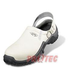 Sandál UVEX 6960, bílý ESD S1