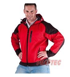 Pánská bunda s kapucí KELLE, vodě a větru odolná, doprodej!!!