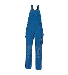 Montérkové kalhoty ALLYN  pánské s laclem modré