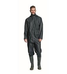 Nepromokavý dvoudílný oděv SIRET SET, PU- vodotěsnící švy, vodní sloupec 3000 mm