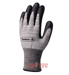 Rukavice VENICUT41,nitril na dlaních a koncích prstů/ polyetylenové vlákno